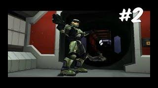 Halo: Combat Evolved | Misión 1: El Pillar De Autumn | #2