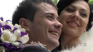 Свадебный клип Александра и Елены