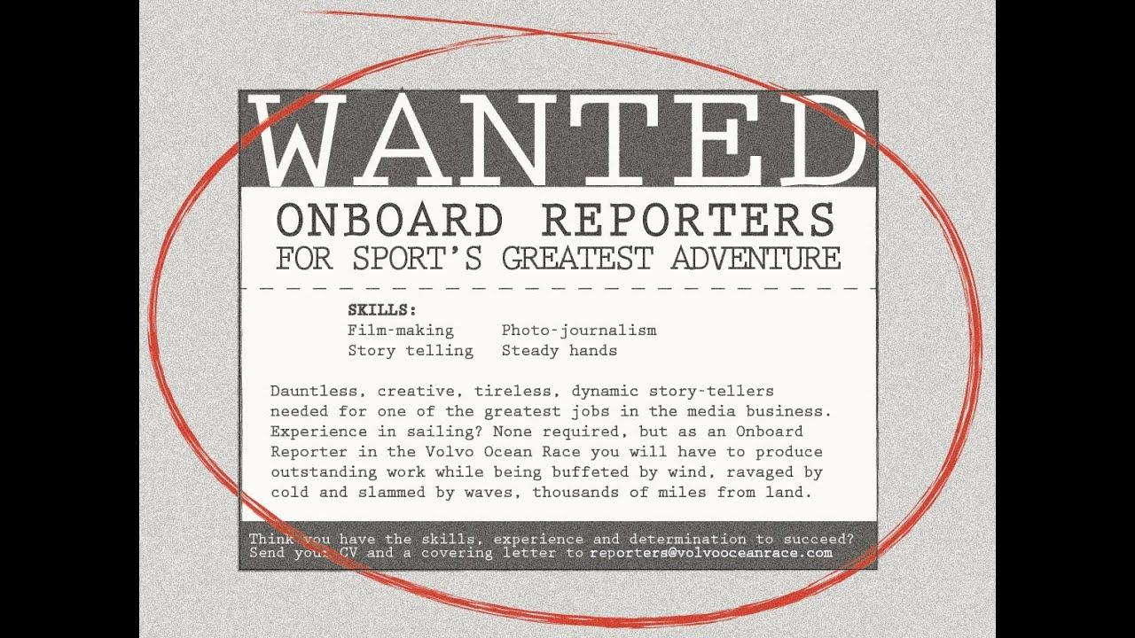 reporter cover letter