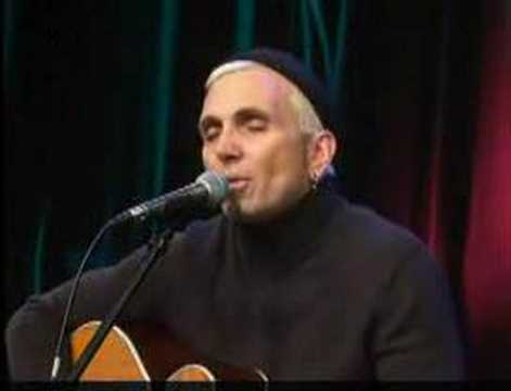 Everclear Santa Monica acoustic version live on WGN