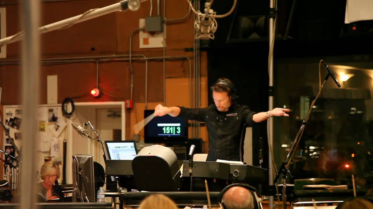 Brian Tyler - Battle: Los Angeles Soundtrack Scoring Session