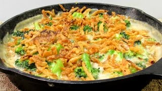 Broccoli Casserole - How To Make Broccoli Casserole - Recipe