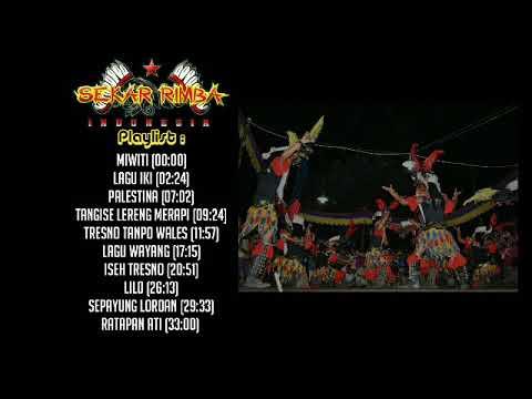 Koleksi lagu topeng ireng SEKAR RIMBA part 2