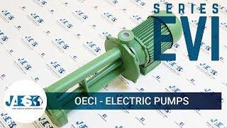 OECI EVI - Electric pumps - Elettropompe - Elektropumpen - Bomba eléctricas
