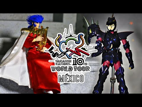 Tamashii Nations World Tour: México