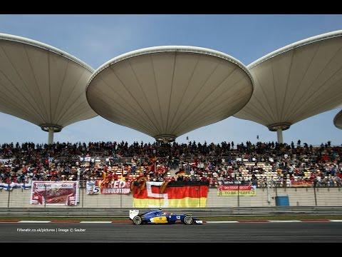 Гран-при Китая: Квалификация (8 апреля 2017)