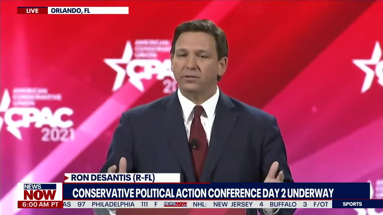 DeSantis: 🎥 Florida Got it Right, The Locked-Down States Got it All Wrong