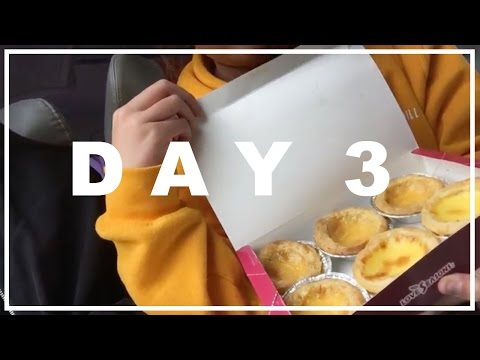 VLOG: Travelling to Ningbo! // Day 3