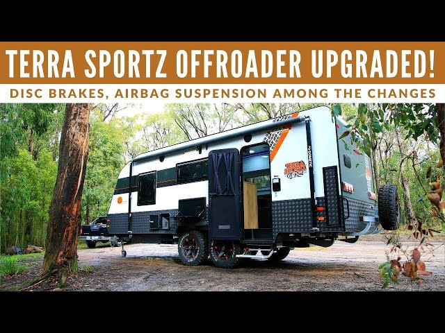 Offroad Caravan: Nova Terra Sportz 2020