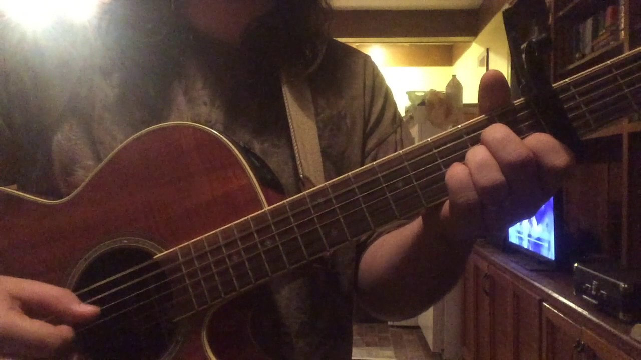A Song For A Lover Of Long Ago Guitar Tutorial Austin Paul Youtube