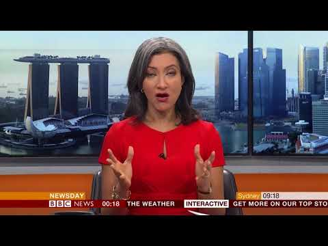 Sharanjit Leyl BBC Newsday April 3rd 2018