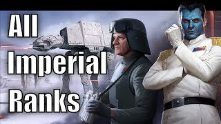 All Imperial Ranks