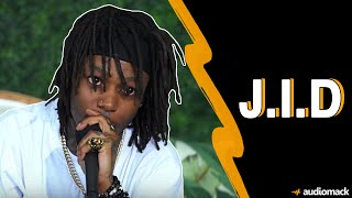 J.I.D Interview: Talks Performing at Rolling Loud, New Music & More