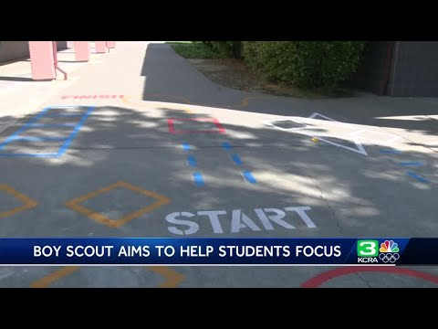 How one aspiring Eagle Scout from Rocklin is trying to help students stay focused