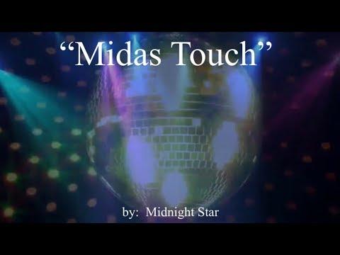 Midas Touch (w/lyrics)  ~  Midnight Star