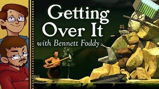 Lets Try Getting Over It with Bennett Foddy - You Asked For It