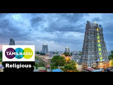 TAMILNADU RELIGIOUS TOURISM