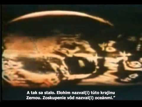 Zecharia Sitchin - Sumerian Origins Of Humans (Slovenske titulky)