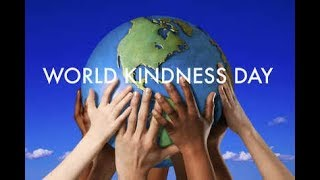 World Kindness Day to be observed today globally