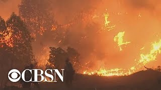 Nearly 1,000 unaccounted for in California wildfires