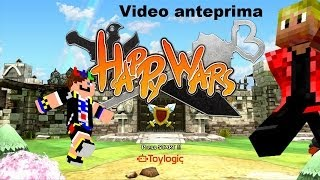 Lolgames Video anteprima: Happy Wars PC (ITA)