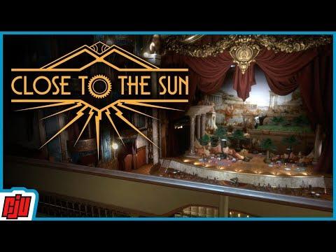 Close To The Sun Part 4 | PC Horror Game | Gameplay Walkthrough