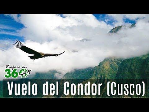 Mirador natural Vuelo de los cóndores - Chonta  (Cusco) Viajero en 360