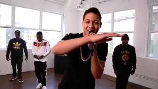 Troy Ave, Jon Connor, Lil Bibby & Jarren Benton Cypher - 2014 XXL Freshman Part 3