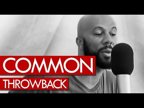 Common freestyle live in New York 2000 - Westwood Throwback