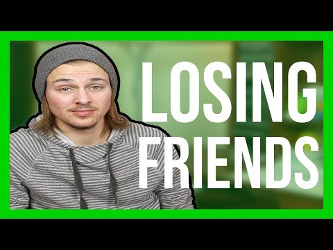 On Losing Friendships [CC] || Jeff Miller