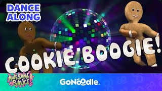 Baixar Cookie Boogie - Awesome Sauce | GoNoodle