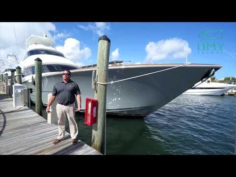 2019 Viking Yachts 92' Sky Bridge - [Walkthrough]