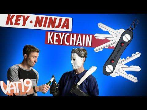 Органайзер за ключове KEY NINJA – побира до 30 броя TV50 10
