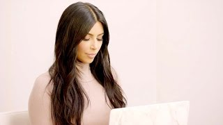 Kim Kardashian Asks The Important Questions - Sourcefed
