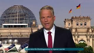 Gerd-Joachim von Fallois aus Berlin zu Angela Merkels Sommerpressekonferenz am 20.07.2018
