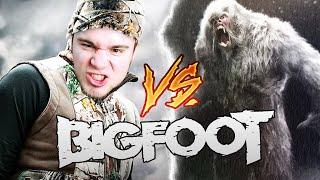 WIELKA STOPA - PIERWSZE STARCIE! | Bigfoot [#2] (With: Dobrodziej)