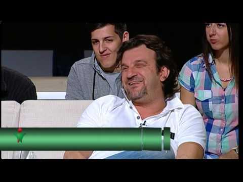 Cirilica - Binic, Ognjenovic, Dzarovski, Lukas - (TV Happy 2014.)