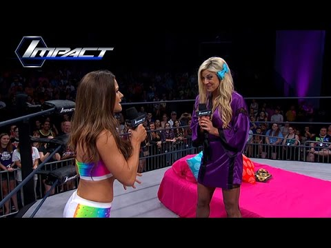 Brooke has Just One More Thing To Say To Taryn Terrell Jun. 10, 2015