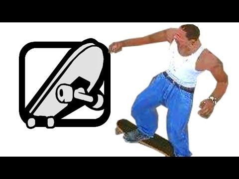 Как найти скейтборд в GTA San Andreas?😱