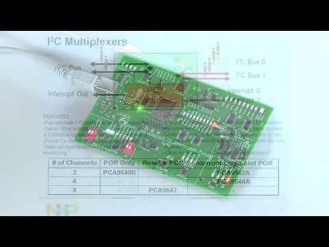 High-Speed Multiplexers & Switches by NXP Semiconductors