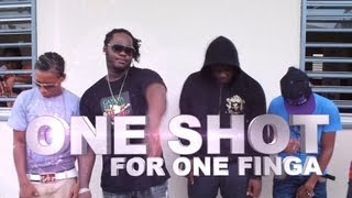 ONE SHOT FOR ONE FINGA PUSSY - MAGNUM SOUND DISS - (Official Video HD)