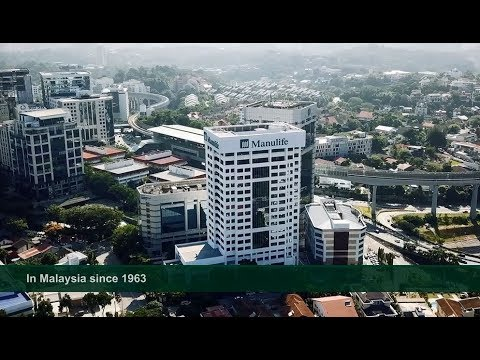 Manulife Corporate Video