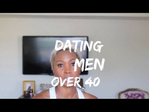 Dating Men Over 40