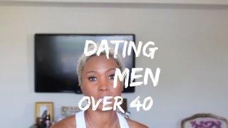 Dating Men Over 40