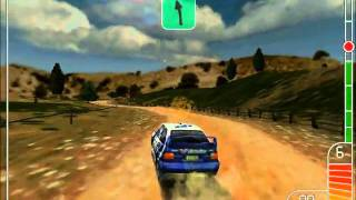 Colin Mcrae Rally 1 pc gameplay