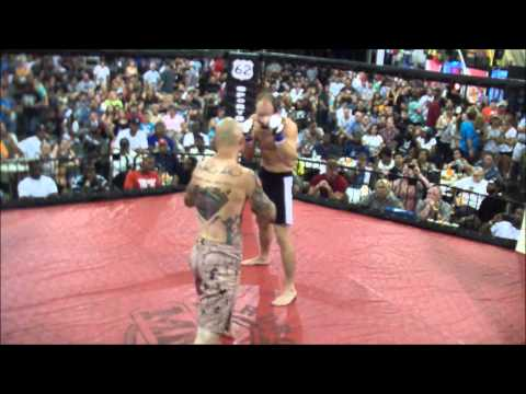 Hardrock MMA 74 Fight 10 Nikolos Hoobler Scherff vs Dylan Farris 170 Ammy