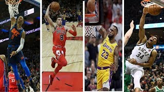 The BEST DUNKER From All 30 NBA Teams! Video