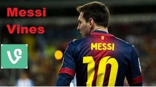 Messi Vine Compilation ᴴᴰ