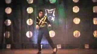 Scream - Michael Jackson impersonator show