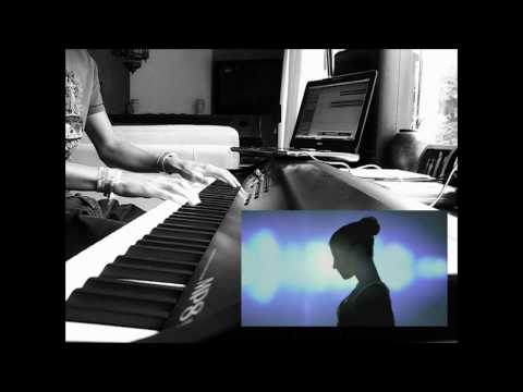 B.O.B. ft. Hayley Williams - Airplanes (Piano Cover by Jesse D.)